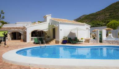 Villa For Sale in Montgo Alicante Spain