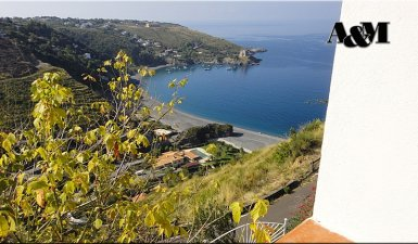 Apartment with stunning view in San Nicola Arcella - Calabria