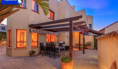 Townhouse For Sale in Alfaz del Pi Alicante Spain