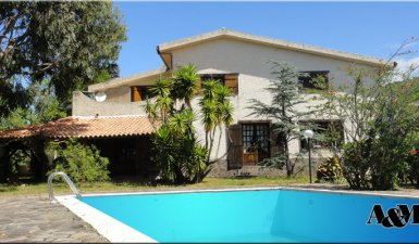 Superb Detached Villa in hillside of Scalea