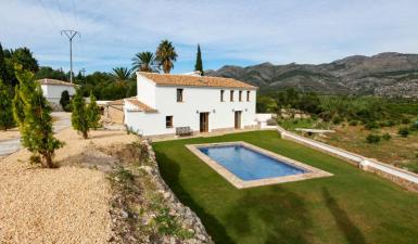 Villa For Sale in Orba Costa Blanca North Spain