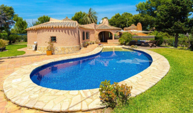Villa For Sale in Jávea Alicante Spain