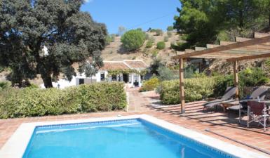 country house For Sale in Villanueva De La Concepcion Malaga Spain