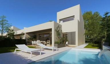 Villa For Sale in Hacienda del Alamo golf resort Murcia Spain