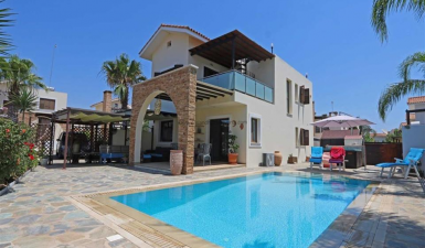 Detached House For Sale in Ayia Thekla Famagusta Cyprus
