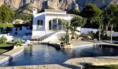 Villa For Sale in Javea Alicante Spain