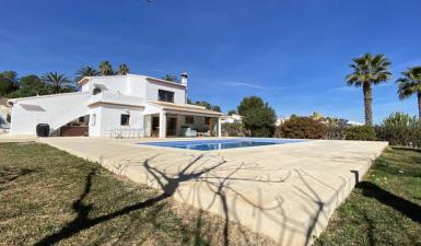 Villa For Sale in Javea Costa Blanca North Spain