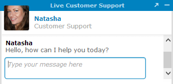 MoveAgain.co.uk live chat support.