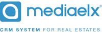 Mediaelx Real Estate Web Design Logo