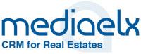 Mediaelx Real Estate Web Design Logo