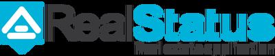 Real Status Logo